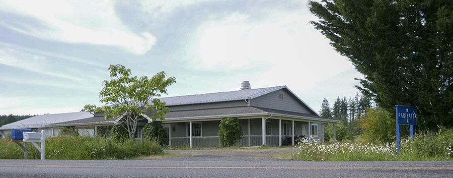 Pariyatti bookstore and warehouse in Onlaska