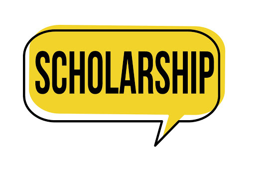 Scholarship Speech Bubble
