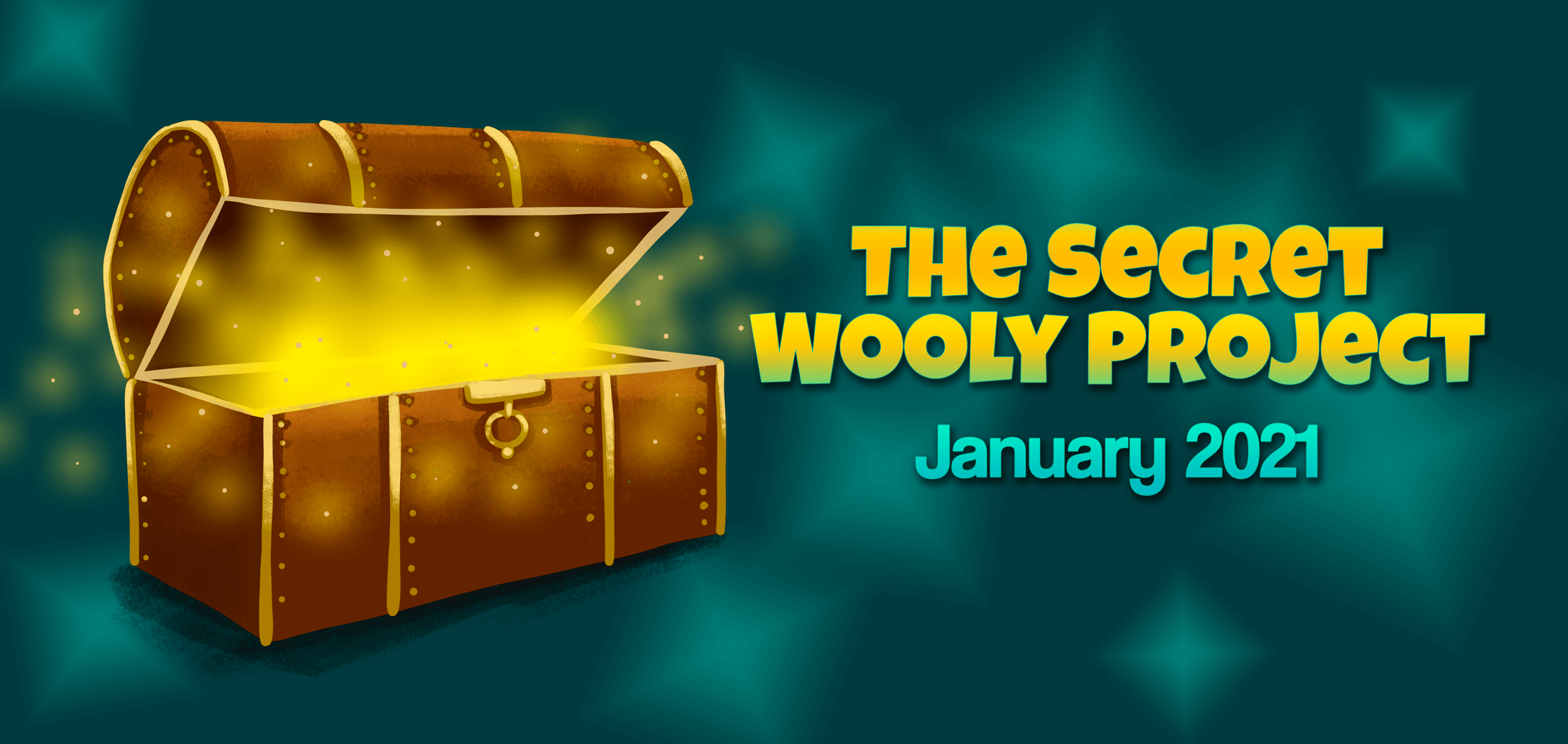 The Secret Wooly Project - January 2021