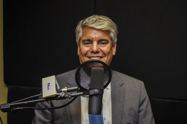 President Greg Fenves on the TACC podcast