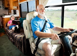 Retiring in an RV