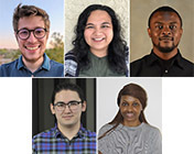 WELCOME TO TACC'S FRONTERA COMPUTATIONAL SCIENCE FELLOWSHIP AWARDEES