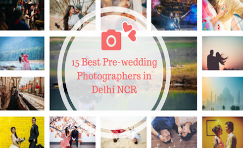 Pre Wedding Photographers