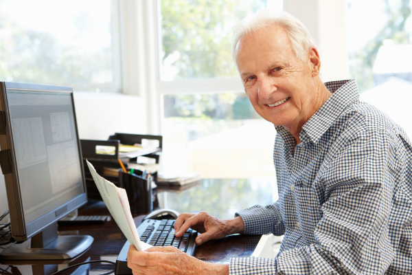 At Home Jobs for Retirees