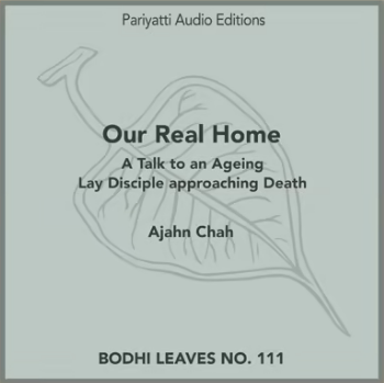 Cover 'Our Real Home' audiobook