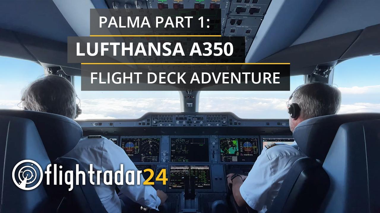 Latest Flightradar24 YouTube video