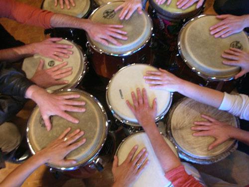Women's Drumming Circle