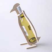 Penguin Wine Holder
