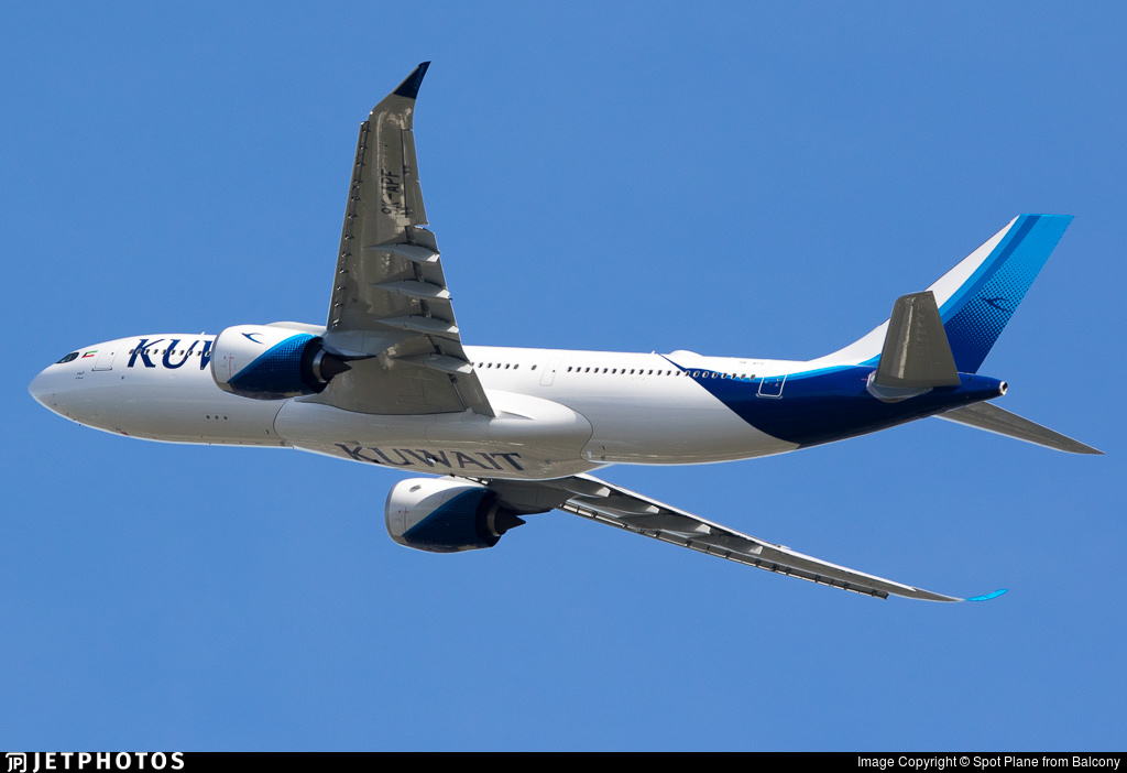 Kuwait Airways A330-800neo