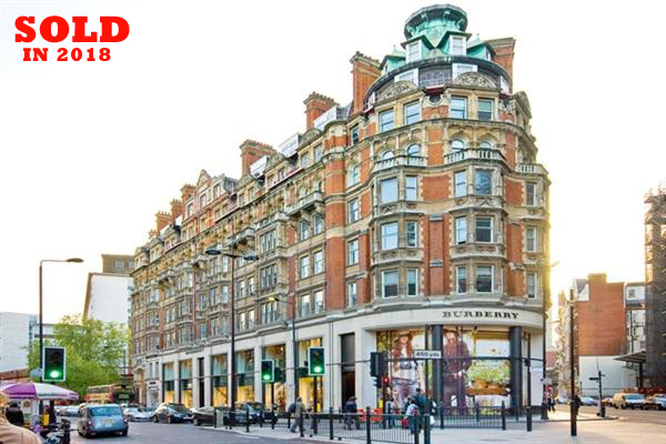 PARK MANSIONS, KNIGHTSBRIDGE, SW1 £1,000,000 Available 1 bedroom Apartment SOLD