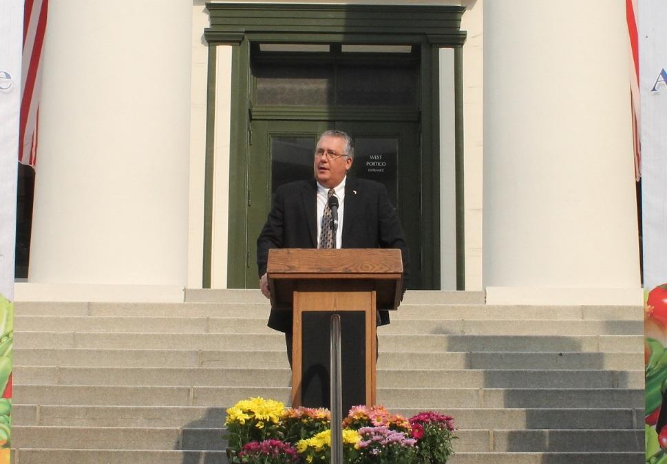 John L. Hoblick, Florida Farm Bureau President