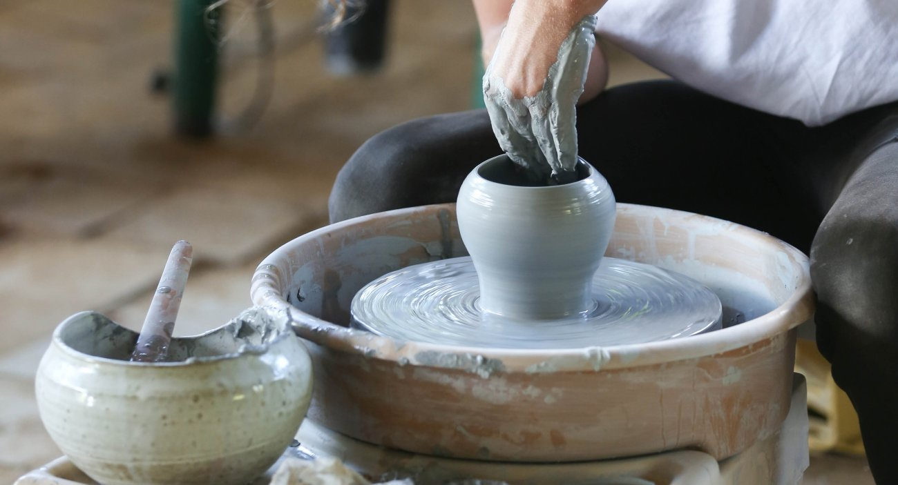 Intermediate and Beginner Ceramics