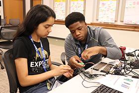 BP Gift Supports TACC STEM Program