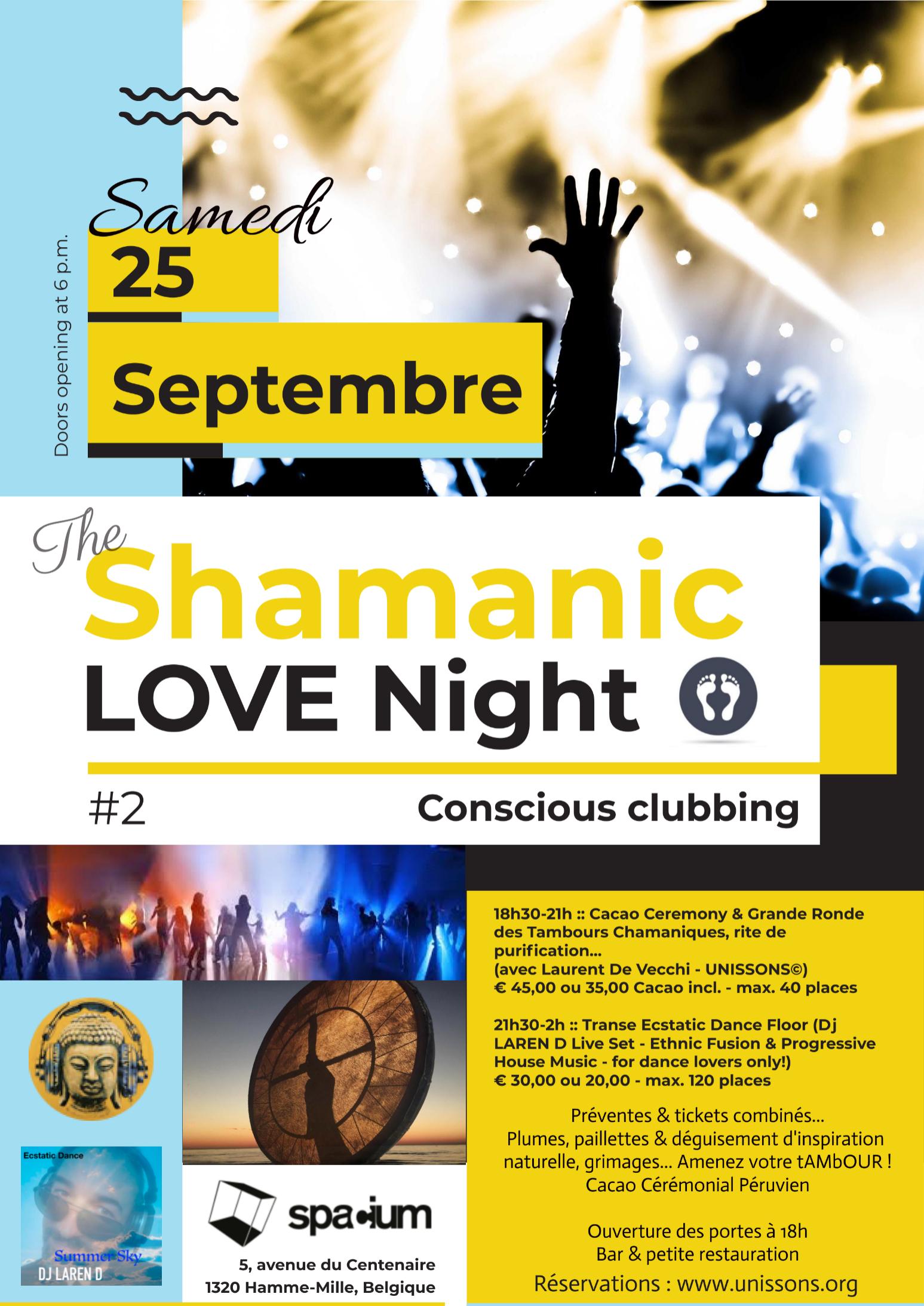 The Shamanic Love Night #2
