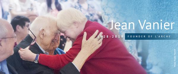 Jean Vanier 1928-2019