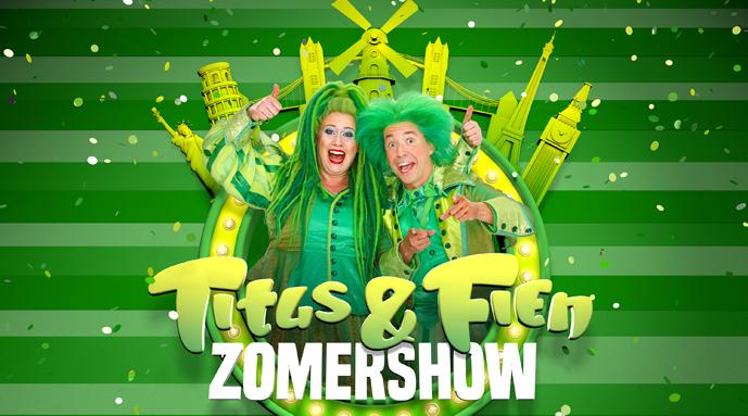 Titus & Fien Zomershow