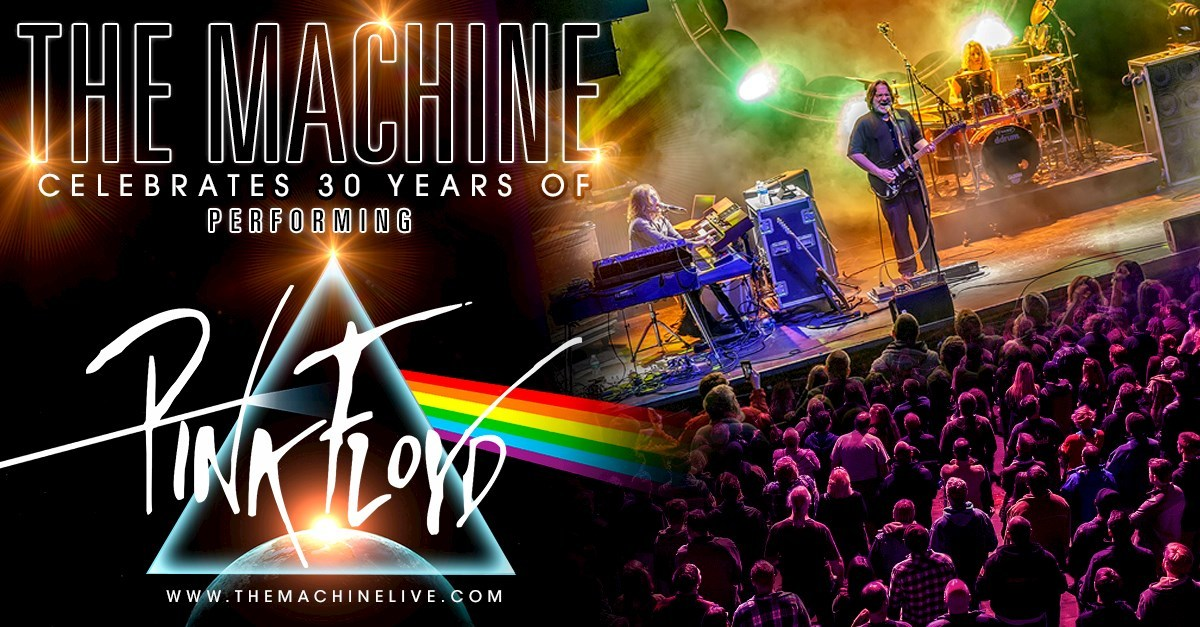 THE MACHINE, America's top Pink Floyd cover show at Infinity Hall.