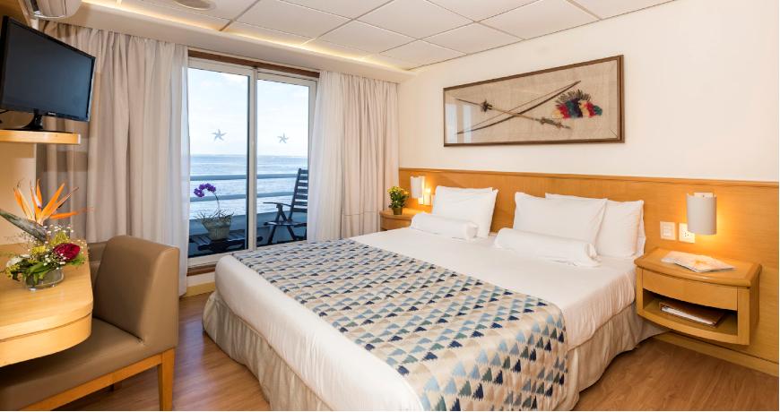Iberostar Grand Amazon Cruise - Cabins