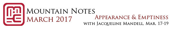 Appearance & Emptiness with Jacqueline Mandell