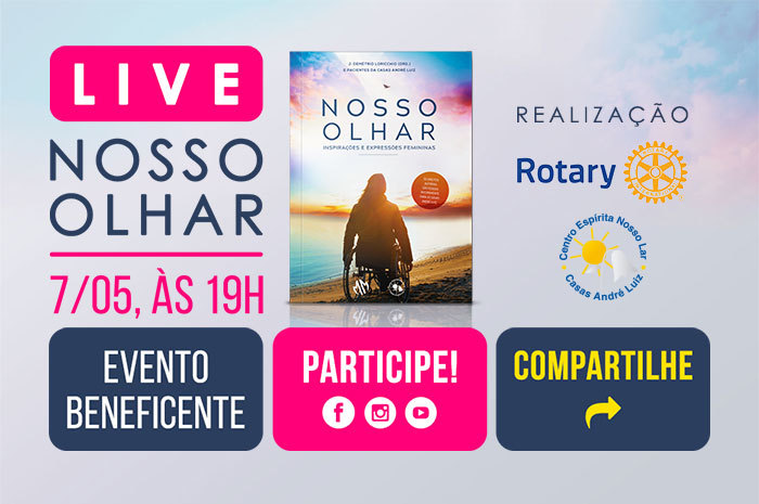 Live Nosso Olhar