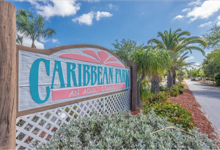 Caribbean Park, Naples Florida