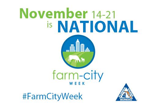 Farm-City Week is Nov. 14-21