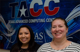 TACC's Research Experience for Teachers