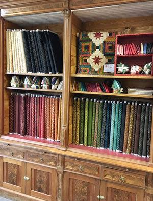 Quilt Shop Fabrics