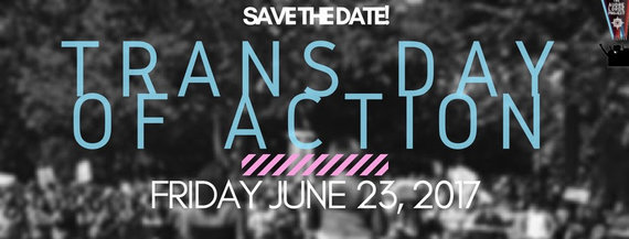 Trans day of action