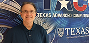 Welcome Steve Black to TACC's Cloud and Interactive Computing Group!