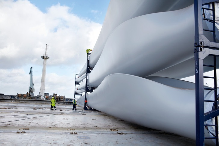 DSV Interview - Wind Turbine Photo