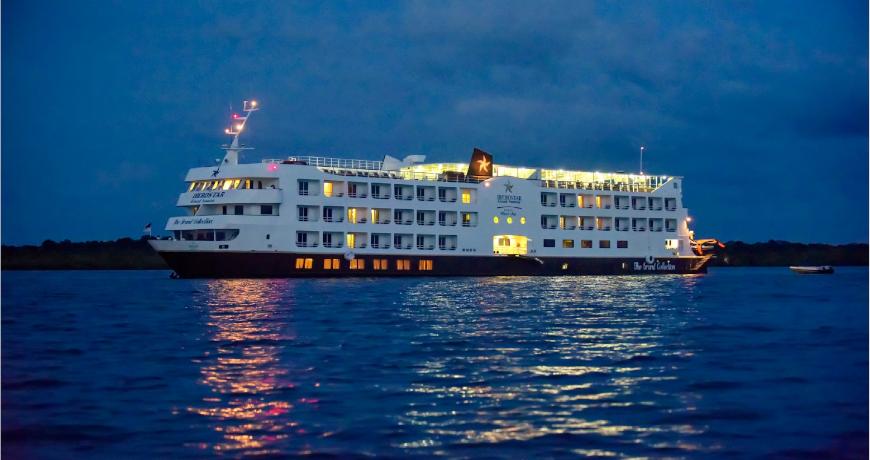 Iberostar Grand Amazon Cruise - Ship