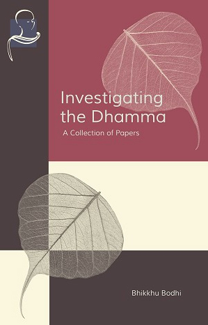 Cover Investigating Dhamma