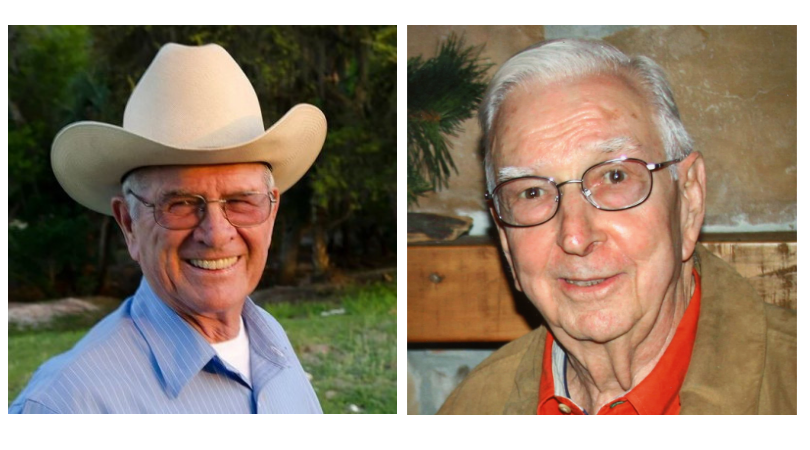A tribute to two agriculturists, Pet Clemons and Harold Mikell.