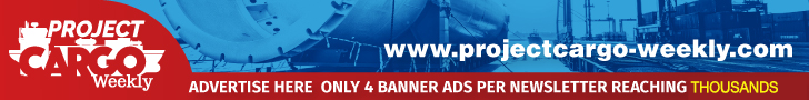 Project Cargo Weekly Banner