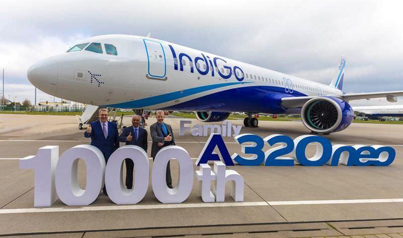 IndiGo A321neo VT-IUH