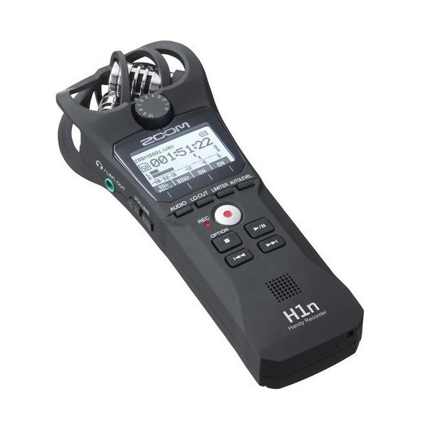 Grabadora de audio portátil ZOOM H1n