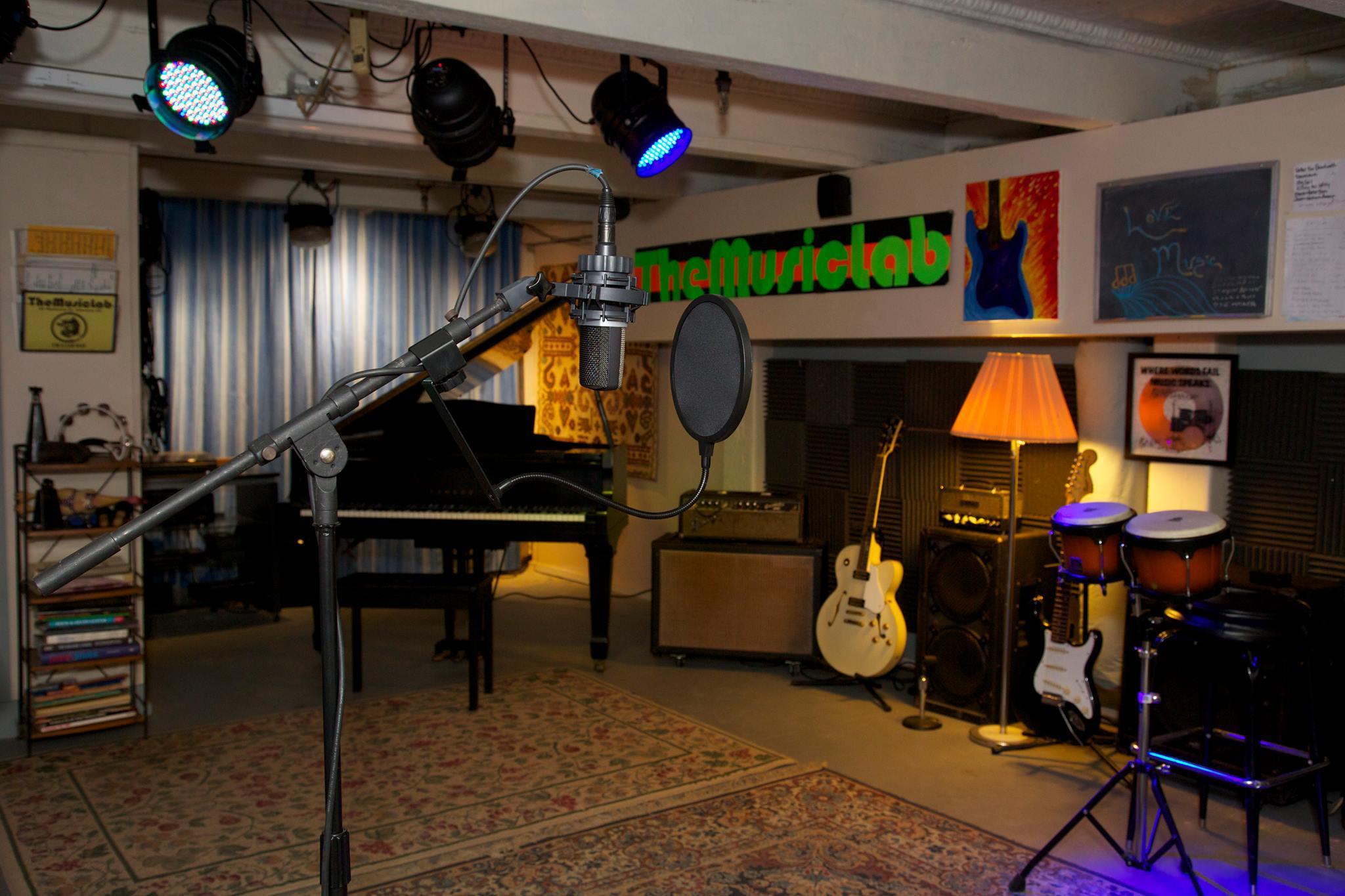 Music Lab Running Sound Workshop