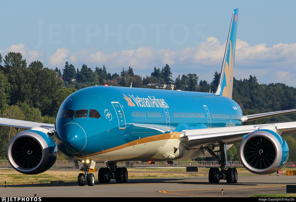 Vietnam Airlines 787-10
