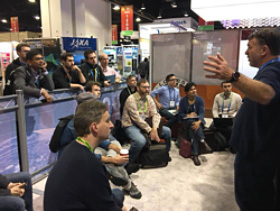 TACC Tech Shines at SC17
