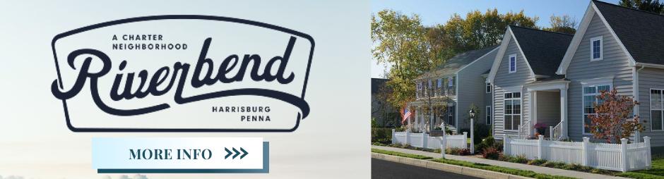 Riverbend by Charter Homes & Neighborhoods - Harrisburg, PA