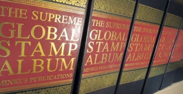 Lifetime Stamp Collection