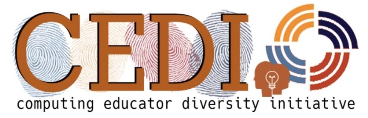 CEDI logo