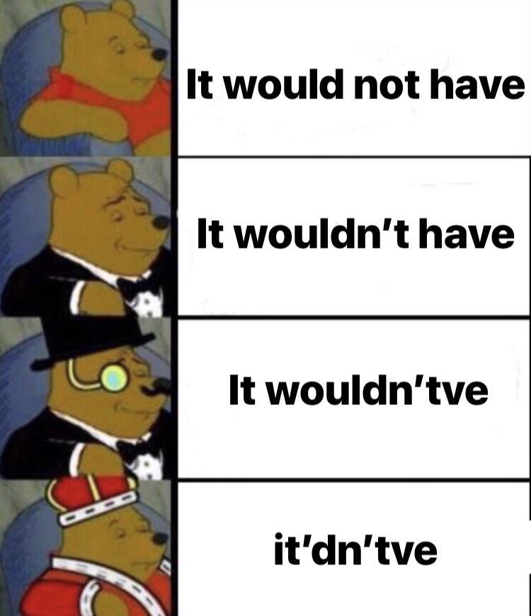 30+ Tuxedo Fancy Winnie The Pooh Meme