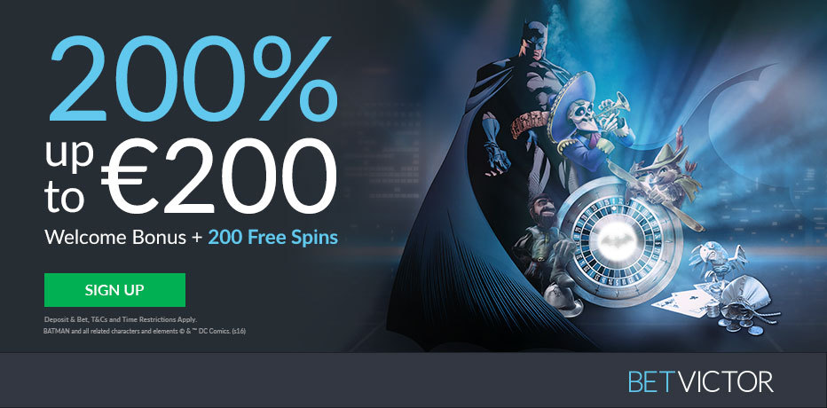 BetVictor new player offer