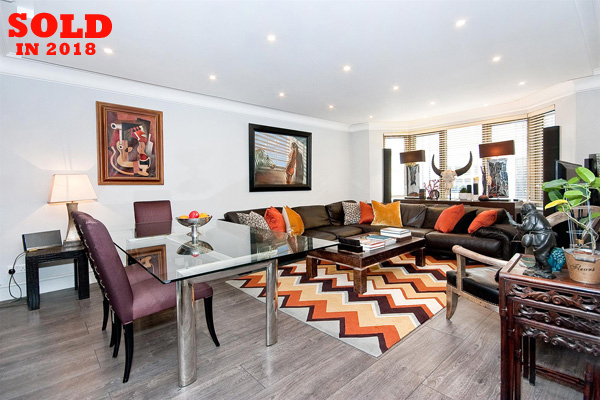 CHESHAM PLACE, SW1X - SOLD by PLAZA ESTATES