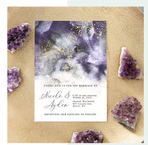 Personalized Full Color and Foil Invitations