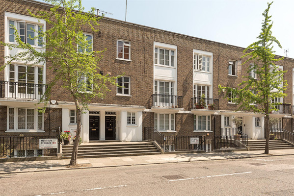 MERTOUN TERRACE, MARYLEBONE, W1 £1,500,000 Available