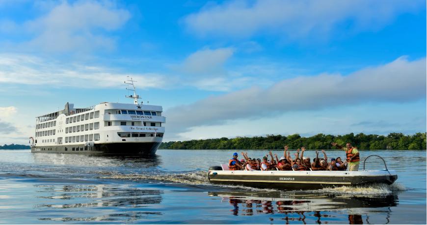 Iberostar Grand Amazon Cruise - Tours