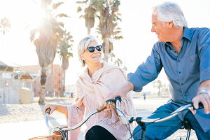 Destinations for Great Weather & Healthy Living